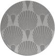 rug #427284   round graphic rug