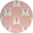 rug #427302 | round graphic rug
