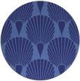 rug #427363 | round graphic rug