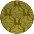 rug #427401 | round light-green graphic rug