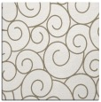 rug #427785 | square white circles rug