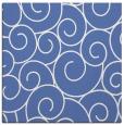 rug #427825 | square blue popular rug