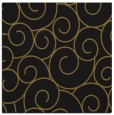 rug #427901 | square black circles rug