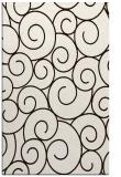 rug #428785    brown circles rug