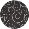 rug #429041   round red-orange circles rug