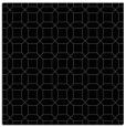rug #429553 | square black rug