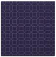 rug #429641   square purple geometry rug