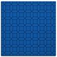 rug #429713 | square blue rug