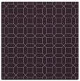 rug #429781   square purple geometry rug