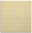 rug #429833   square yellow geometry rug