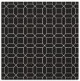rug #429853   square black geometry rug