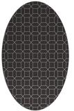 rug #430097   oval rug