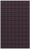 rug #430485 |  purple popular rug