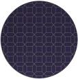 rug #430709 | round beige rug