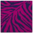 rug #433093 | square pink rug