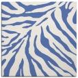 rug #433105 | square blue animal rug