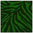 rug #433133   square green rug