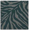 rug #433193 | square green animal rug