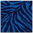 rug #433233 | square blue popular rug