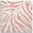 rug #433285   square pink animal rug
