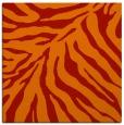 rug #433309   square red animal rug