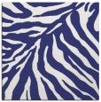 rug #433345 | square white animal rug