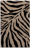 rug #433781 |  beige animal rug