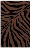 rug #433785 |  brown animal rug