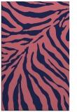 rug #433861    pink stripes rug