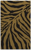 rug #433885 |  black animal rug