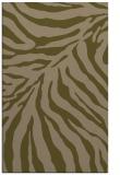 rug #433889 |  brown stripes rug