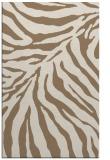 rug #433921    mid-brown animal rug