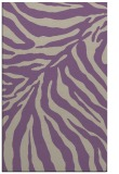 rug #433949 |  purple stripes rug