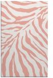 rug #433989 |  pink animal rug