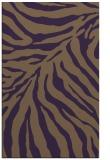 rug #434001 |  mid-brown animal rug