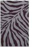 rug #434005 |  purple animal rug