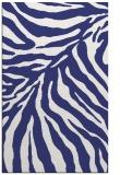 rug #434049 |  blue animal rug
