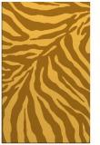rug #434073 |  light-orange animal rug