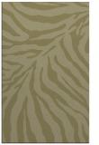 rug #434093 |  light-green animal rug