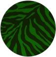 rug #434189   round green animal rug