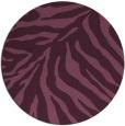 rug #434283 | round stripes rug