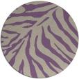 rug #434302 | round rug