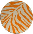 rug #434438   round animal rug