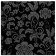 rug #438353   square black natural rug