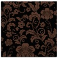 rug #438361 | square black natural rug