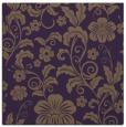 rug #438577 | square purple rug
