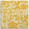 rug #438633 | square yellow rug