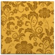 rug #438649 | square yellow natural rug
