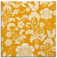 rug #438681 | square light-orange natural rug