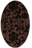 rug #438714 | oval popular rug